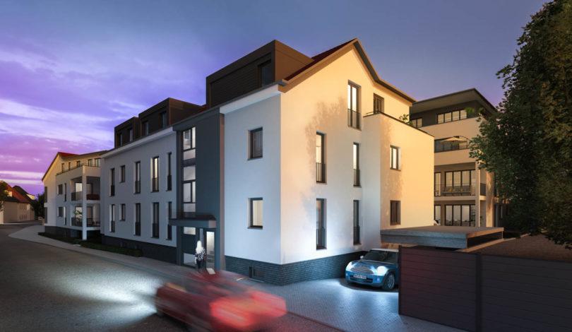 ES Wohnungsbaugesellschaft - Am Eschenbrunnen Außenansicht 4