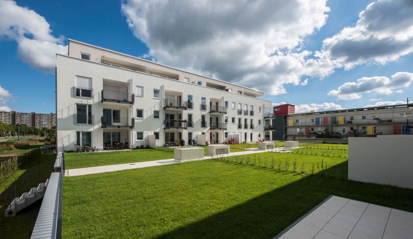 ES Wohnungsbau - Urban 38-1