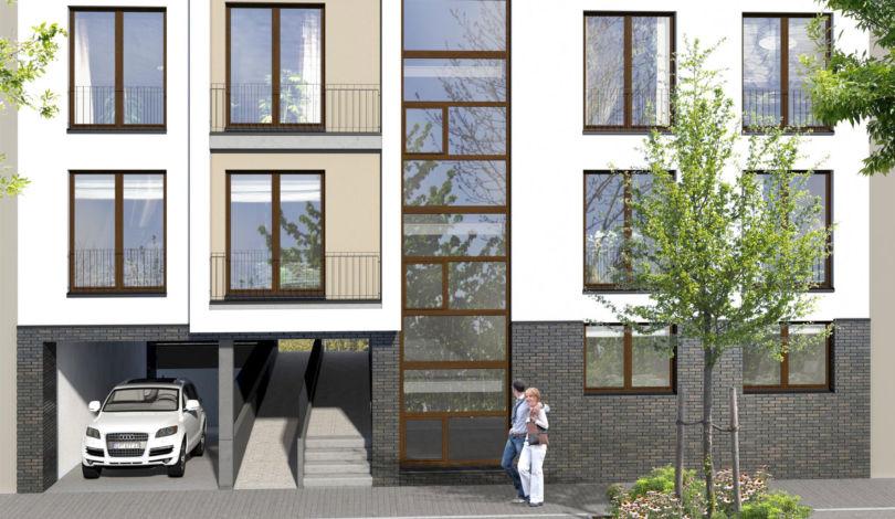 ES Wohnungsbaugesellschaft - Biebricher Stadtgarten - Außenansicht 3