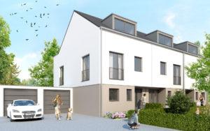 ES Wohnungsbaugesellschaft - Ober -Erlenbach - Außenansicht